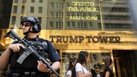 Trump Org Parties May Have Broken Public-Space Rule