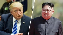 'Major, Major Conflict' Possible With North Korea: Trump