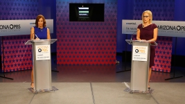 Ariz. Senate Debate: Candidate Accused of Backing 'Treason'