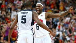 Team USA Victorious Over Spain for Basketball's Gold