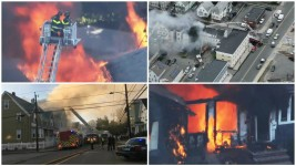 'It Looked Like Armageddon': 1 Killed in Explosions, Fires