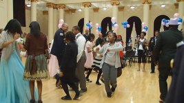 "Chicago Officers Escort Girls to ""Daddy Daughter Dance"""