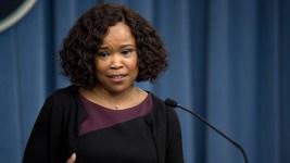 Pentagon's Top Spokeswoman Under Investigation