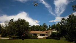 Google Affiliate Begins Drone Deliveries in Virginia Town