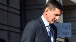 As Mueller Closed in, Pressure Mounted on Flynn and Family