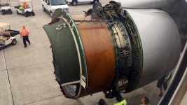 Flight From SFO to Hawaii Lands After Losing Engine Cover