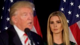 Ivanka Trump Sued for Alleged 'Unfair Competition'