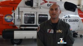 Coast Guardsmen Remember Katrina Rescues After 10 Years