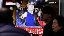 N. Korean Diplomats Seeking Body of Leader's Half Brother
