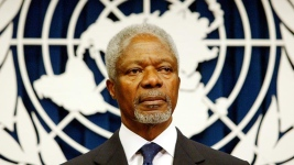 United Nations Pays Tribute to Former Leader Kofi Annan