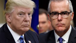 Trump Doubts McCabe Memos, Claims Political Bias in Probe