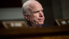 McCain Slams 'Bone Spur' Deferments in Veiled Swipe at Trump