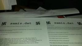 Pro-Nazi, Pro-Trump Fliers Found on UC Berkeley Printers