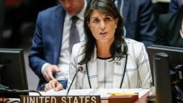 US Exits U.N. Human Rights Council Over 'Anti-Israel Bias'