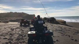 Oregon Dad, Toddler Swept to Sea as Mother Watched