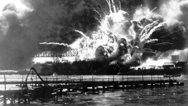 Pearl Harbor Attack Survivor Remembers the Day from Afar