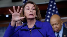 Pelosi Strikes Back: 'I Think I'm Worth the Trouble'