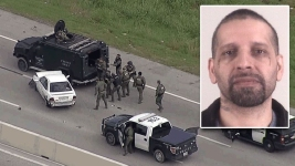 WATCH: SWAT Slams Into Car, Ending 2-Hour Chase