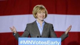 Minnesota's Lt. Gov. Tapped to Replace Franken in Senate