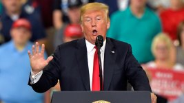 Fact Check: Trump Overstates Risks of Wind Power