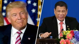 Trump Called Duterte to Extend a WH Invite, Affirm Alliance