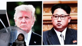 US, South Korea, Japan Discuss Denuclearization, Summits