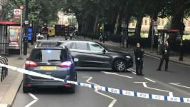 UK Police Treat Parliament Crash as Terrorism, Seek Motive