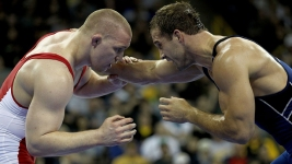 American Jake Varner Wrestles Unexpected Gold Medal From Ukraine