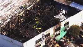 36 Dead in Oakland Warehouse Blaze; Recovery Resumes