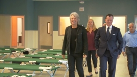 Rock Star Jon Bon Jovi Celebrates Expansion of Homeless Shelter in Camden