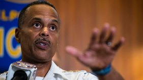 Philly's Top Cop Resigns Over Handling of Harassment Claims