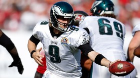 Eagles Break 8-Game Slide in Thrilling Win Over Bucs