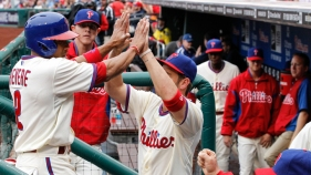 Phillies Walk It Off on Sunday