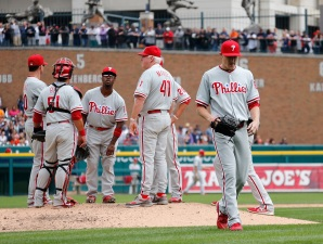 Rock Bottom for Phils?