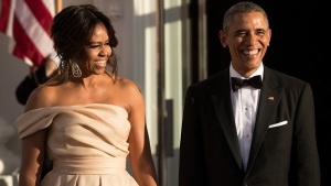 Michelle's Style Shines Through 8 Years of State Dinners
