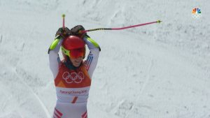 WATCH: Mikaela Shiffrin Wins Giant Slalom Gold