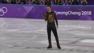 WATCH: German Figure Skater Paul Fentz Uses 'Game of Thrones' Music