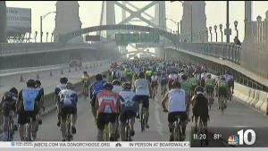 The Charitable Cause Closing the Ben Franklin Bridge