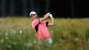 Kaymer Protects Lead on Tough Day at Pinehurst