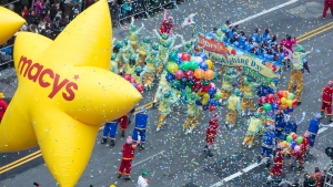 Carey, Benatar Set for Macy's Thanksgiving Day Parade