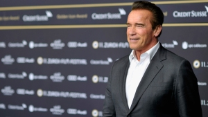 Arnold Schwarzenegger Talks 'New Celebrity Apprentice'