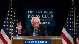 Sanders Insists He Can Still Win the Dem. Nomination