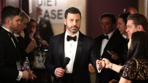 Jimmy Kimmel: Oscars Had 'Weirdest TV Finale Since 'Lost''