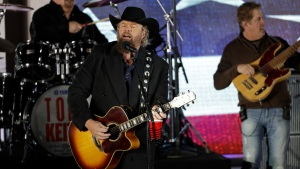 Toby Keith to Perform at Men-Only Concert in Saudi Arabia