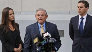 Prosecutors: Menendez Was Doctor's 'Personal US Senator'