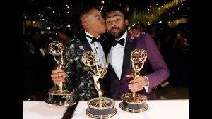 Waithe, Glover Make Comedy History at 69th Emmys