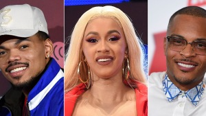 Cardi B, Chance, T.I. to Judge Hip-Hop Competition Series