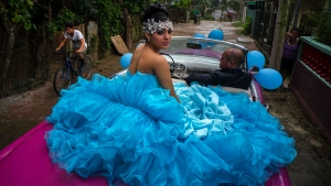 With Easier Travel to Cuba, Quinceañera Business Booms