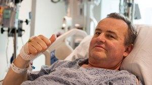 Penis Transplant Recipient Thankful for Doctors