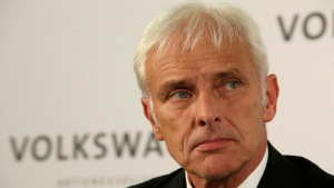 VW Recall of Affected Cars to Begin in January: CEO